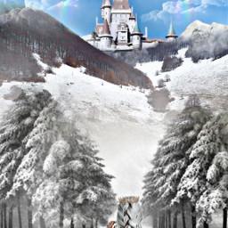 freetoedit dailyremix myedition landscape castle