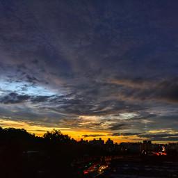 mobilephotography sunset edited