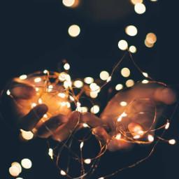 lights bokeh