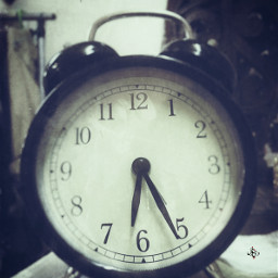 time is ticking oldphoto clock freetoedit