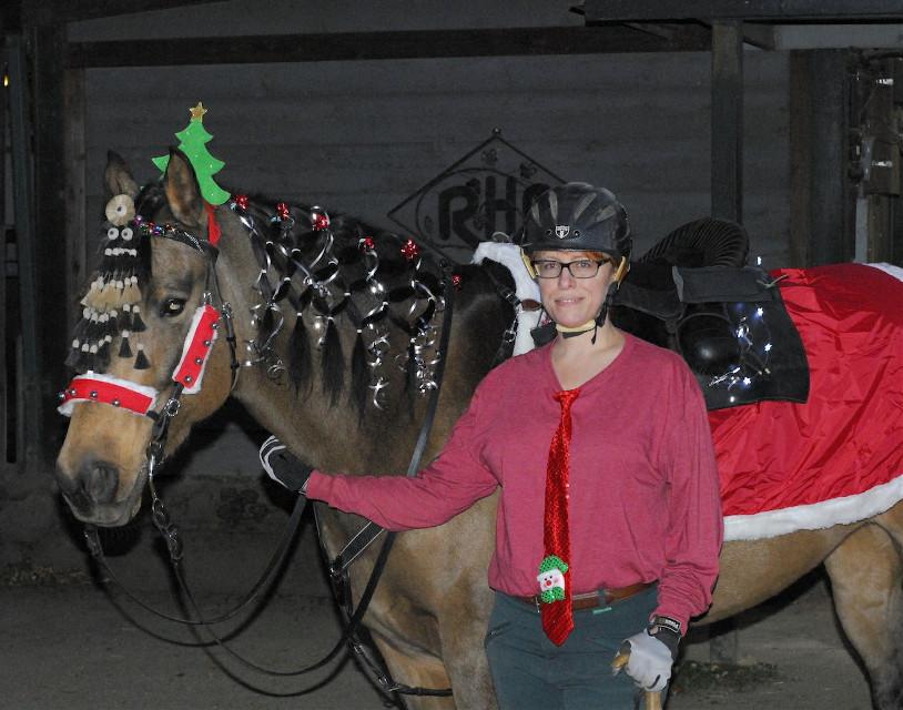 #Christmas #horse# #dpcwinterwear