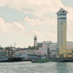 photography landscape architecture bahamas caribbean