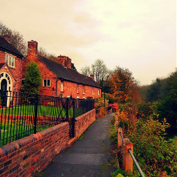 freetoedit houses architecture autumn myphotography