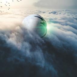 freetoedit object ufo orb sphere