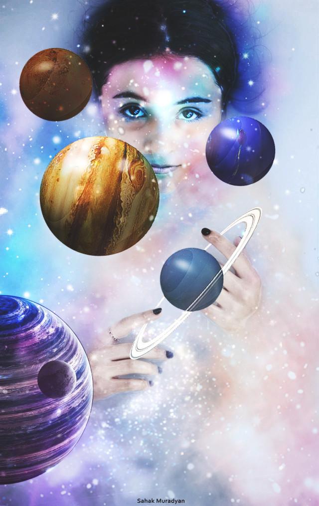 #remixit #dramaeffect #stardust #planets #galaxy