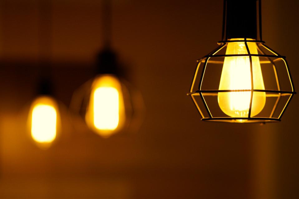 #lamp #bokeh