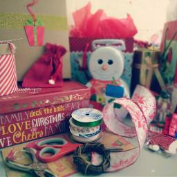 freetoedit giftwrapping myclick christmas holiday