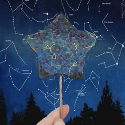 freetoedit stars constellations nightsky lollipop