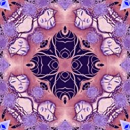 chrisantimum audreykawasaki kaleidoscope trippy freetoedit