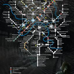 metro metro2033 metro2034 metromap freetoedit