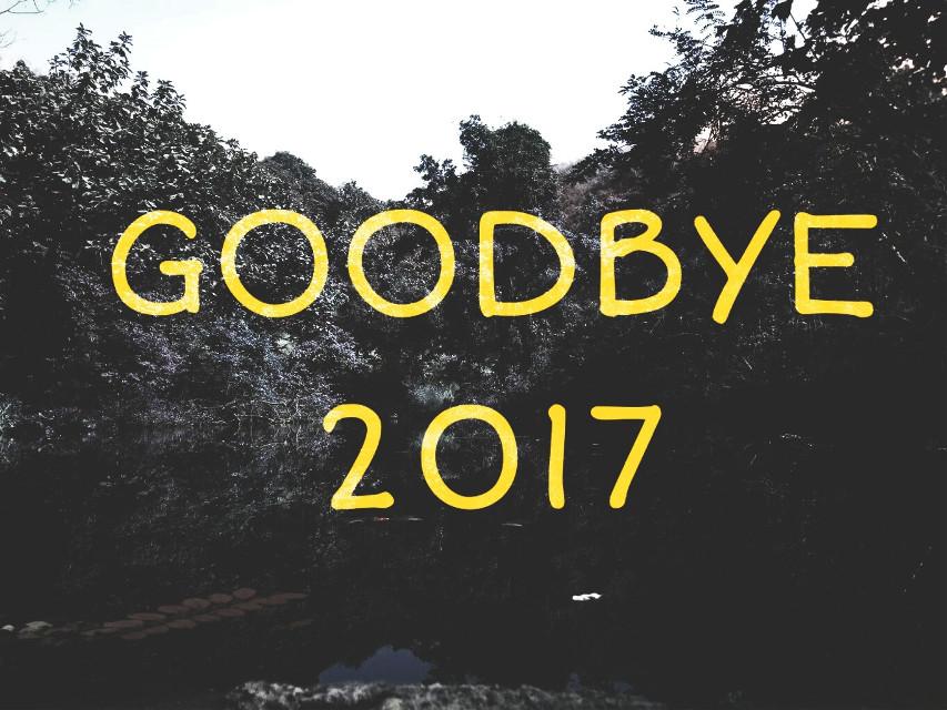 #newyear2017 #hello2018