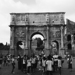 blackandwhite rome architecture travelphoto edited