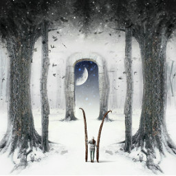 snowremix snow mirrored freetoedit