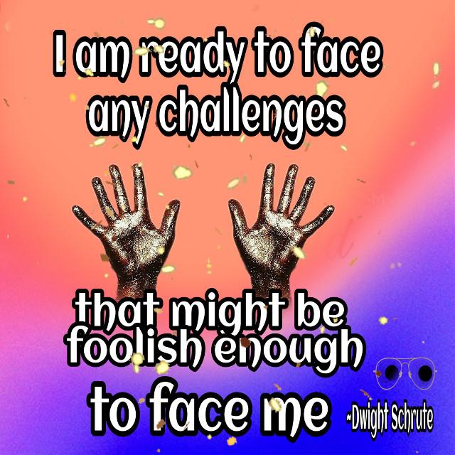 #googlyeyesstickerremix #dailysticker  #inspire #dwightschrute #theoffice #giltterstickers #lol