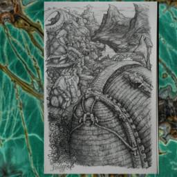 graphite fantasy