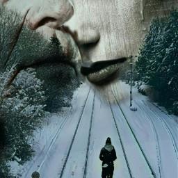 freetoedit railwaytrackremix