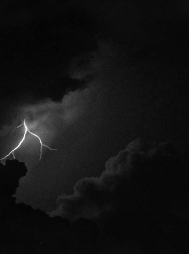 #lightning #blackandwhite #photography