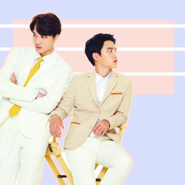 #Kai#DO#Exo#Kpop#Edits#Pastel