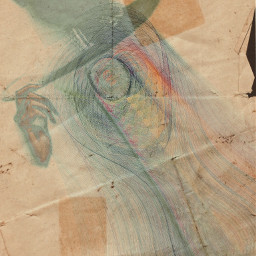 ethereal being oldpaper darkart sketch freetoedit