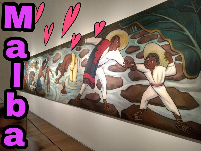 El el museo #malba