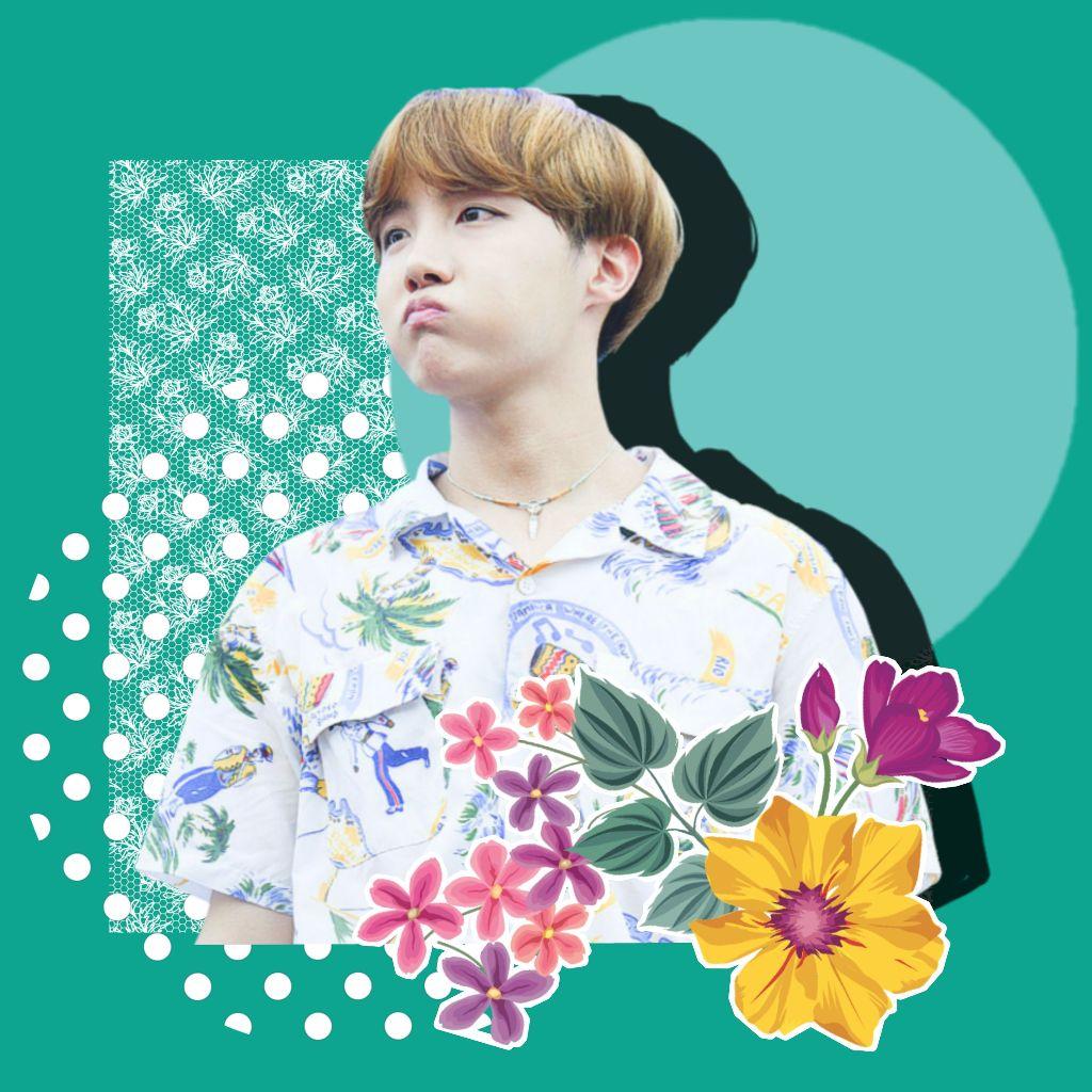 #freetoedit #kpop #kpopedit #kpopedits #bts #kpopbts #btsedit #square #circle #music #flowers #dots #lines #shadow #picsart #tutorial #jhope #jhopebts