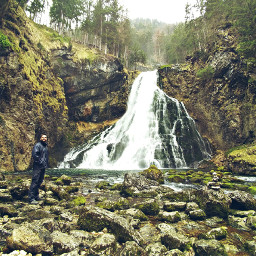photography travel mountain waterfall hikingview