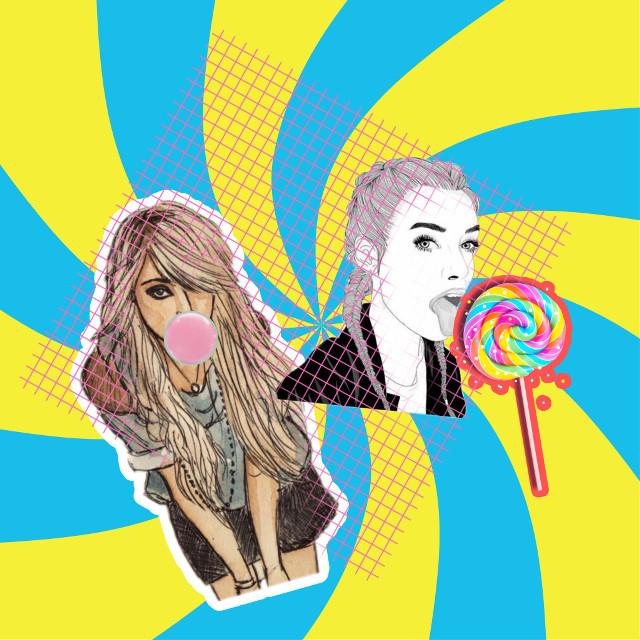#freetoedit #lollipopstickerremix #edit challenge: bubble gum #gum #photo challenge: bubble gum #kpop #wallpapers #girl #girls #drawing #lollipop #lollipopremix #fashion #texture #colorful #bubblegum #bubblegumstickers