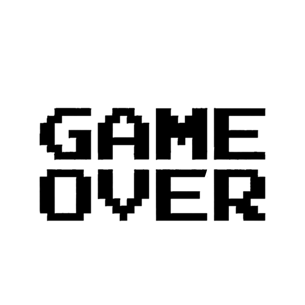 gameover game over tumblr