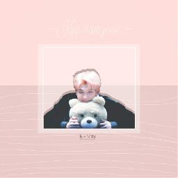 kimnamjoon kpopedit bts rapmonster bangtanboys