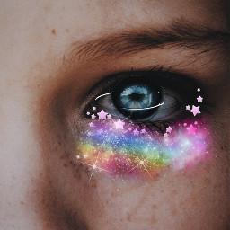 freetoedit eyes saturneye