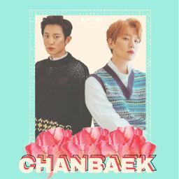 parkchanyeol baekhyun chanbaek couple exo