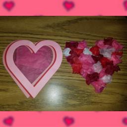thisismyjob preschoollife artsyfartsy artsandcrafts valentine