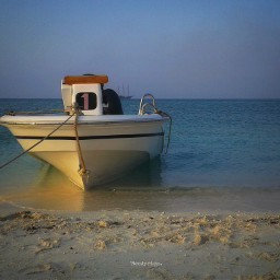 freetoedit boat beach sea