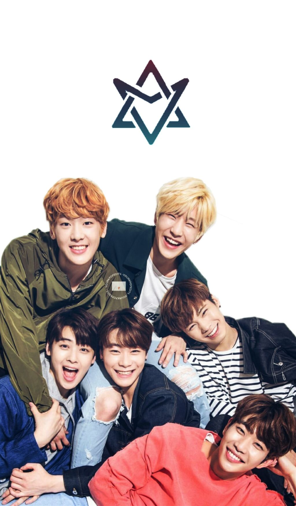 Feel Free To Use Edit Kpop Astro Lockscreen Wallpape
