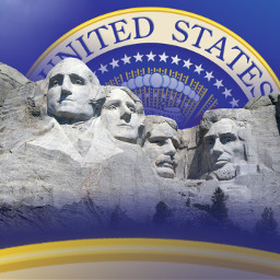freetoedit presidentsday mountrushmore mountains presidentialseal