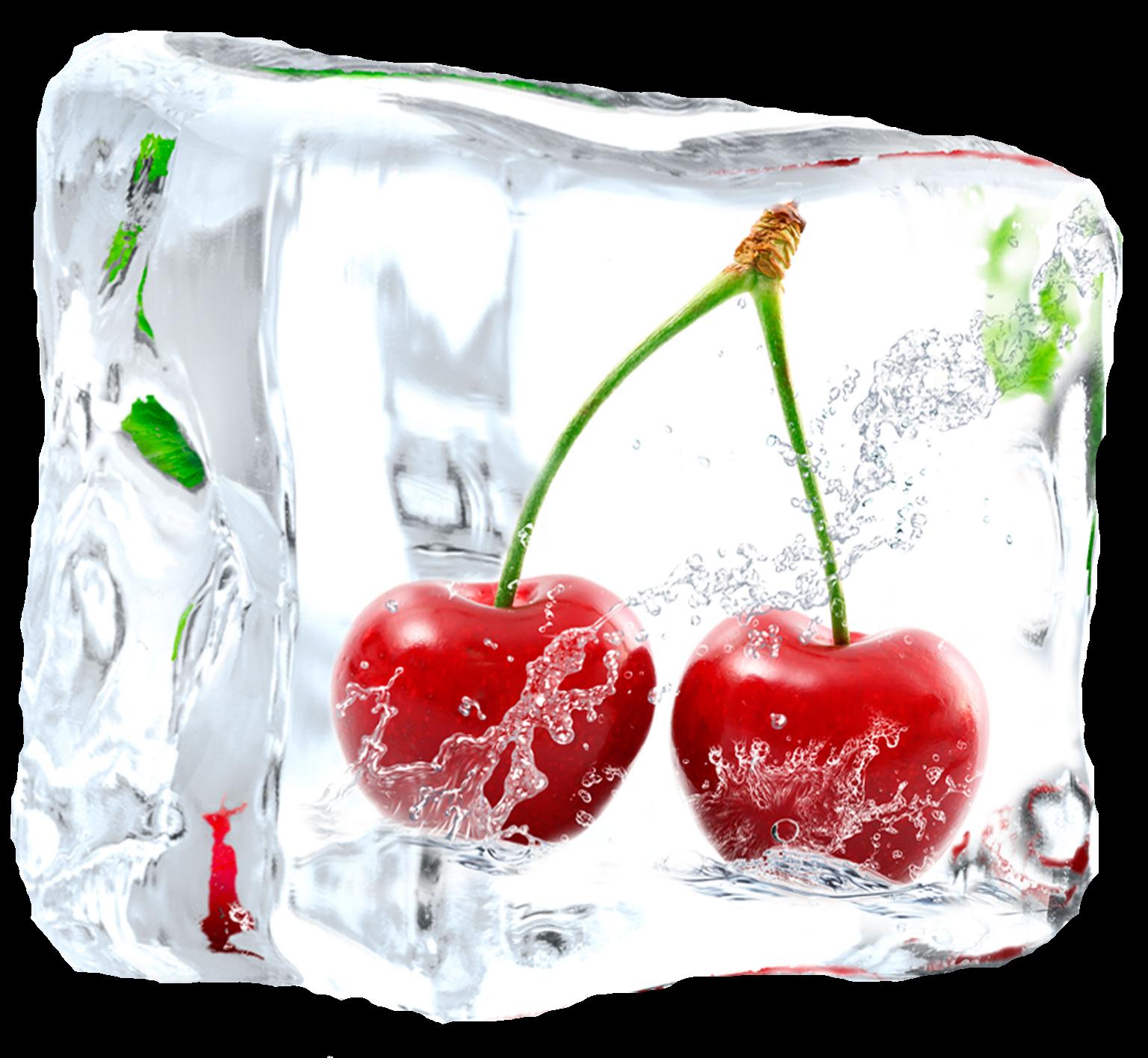 Фрукты со льдом картинки