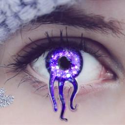 freetoedit galaxy eye warp warped