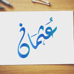 typography design graphicdesign art othmane