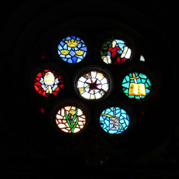 photography stainedglass church travel cercles freetoedit