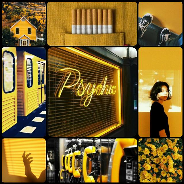 #poopymoodboard #moodboard #yellow  #freetoedit