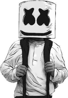 Popular And Trending Marshmello Stickers On Picsart