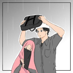 freetoedit cartoon muslim muslimah muslimahfashion