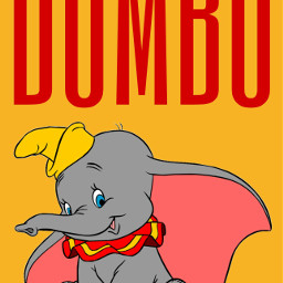 dumbo dumbo🐘 disney erephant ディズニー freetoedit