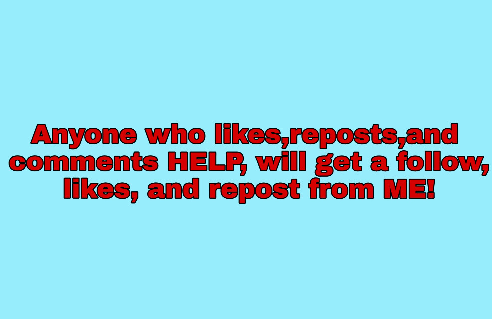#freetoedit  My own way of helping those who need help. Follow instructions if you need my help. #like #repost #comment #help
