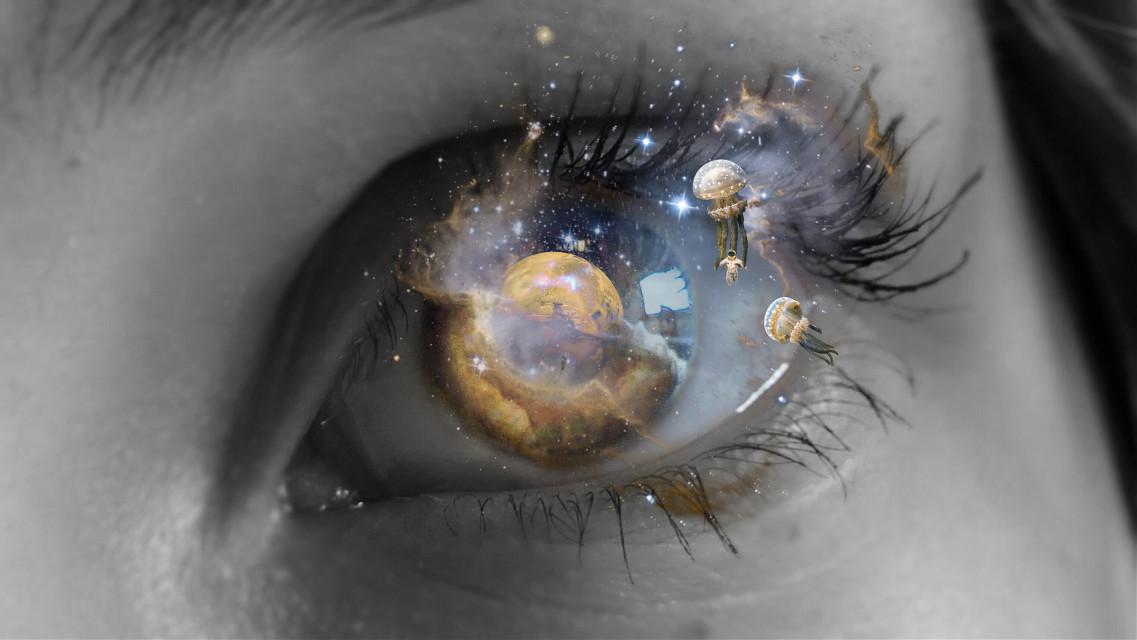 #freetoedit #doubleexposure #surreal #galaxyglitter #jellyfish #astronaut  #srcglittergalaxy  @seyyahh @rave84 @leajacks0n @defender147