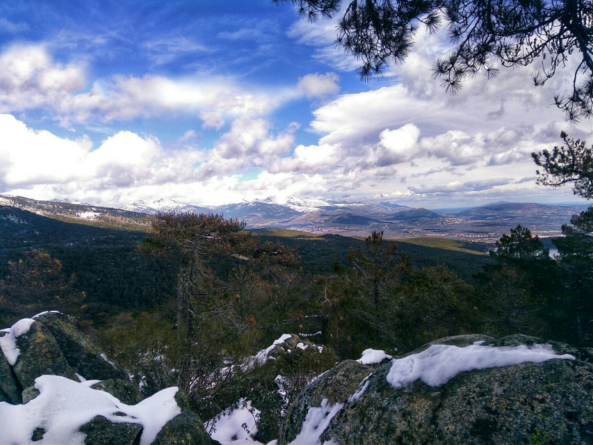 #nature #photography #mountain #snow #outdoors #clouds #horizon #landscape #scenery #hiking #snowcapped #rockymountains  #tranquility