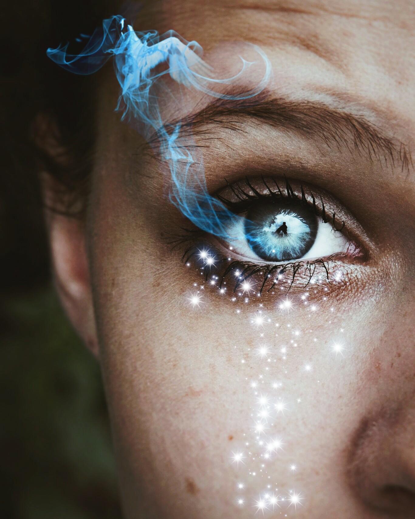 #freetoedit #cry #glitter #glitters #edit #edits #blue