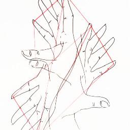 drawing dibujo ink theprometeus finearts