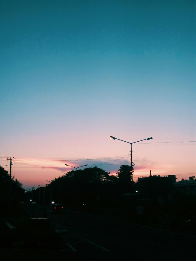 #Evening #PicsArt  #freetoedit