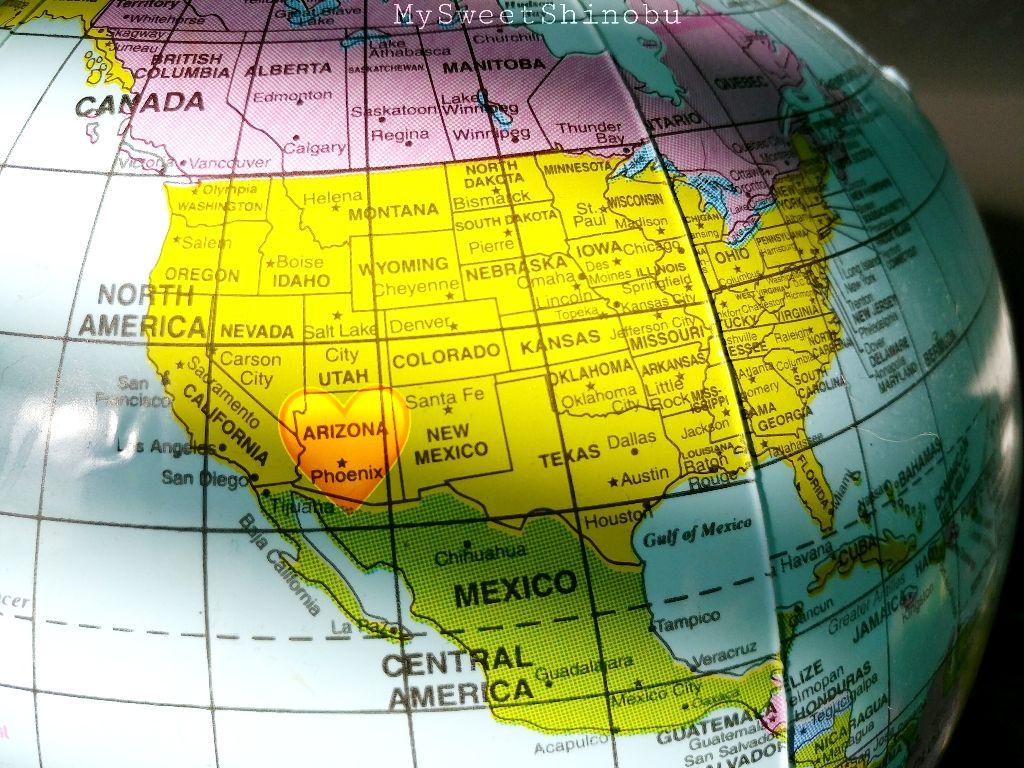 #freetoedit #arizona #inflatable #globe